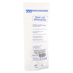 WUND UND BLASENSPRITZE 100 ml steril 1 Stück