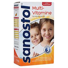 SANOSTOL ohne Zuckerzusatz Saft 460 Milliliter