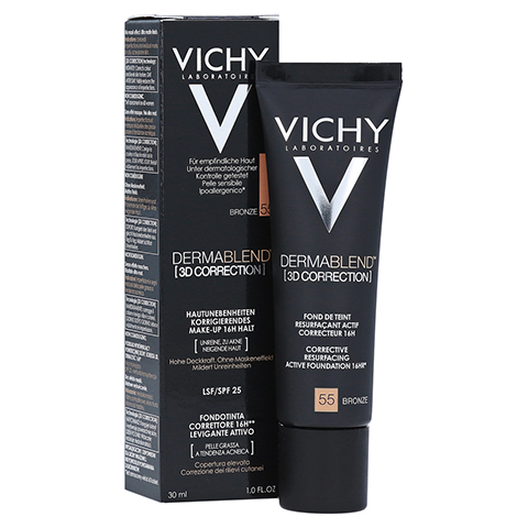 VICHY DERMABLEND 3D Make-up 55 30 Milliliter