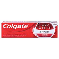 COLGATE Max White Expert White Zahnpasta 75 Milliliter - Vorderseite