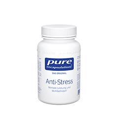 PURE ENCAPSULATIONS Anti-Stress Pure 365 Kapseln 60 St�ck