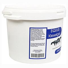 KIESELGUR Equus Pulver f.Pferde 2000 Gramm - Linke Seite