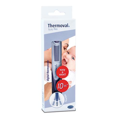 THERMOVAL kids flex digitales Fieberthermometer 1 Stück