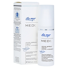 LA MER MED S.O.S. Akut Spray ohne Parfüm 50 Milliliter