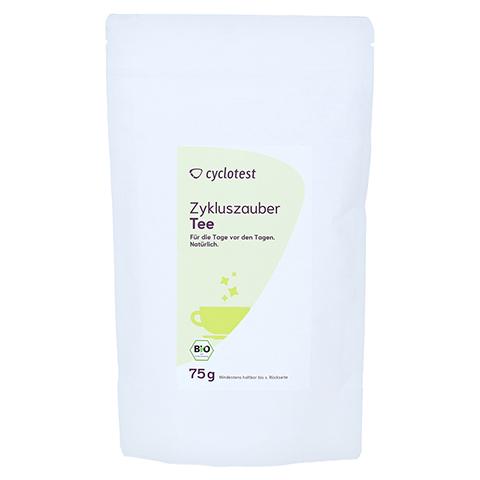 CYCLOTEST Zykluszauber Bio-Tee 75 Gramm