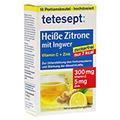 TETESEPT heiße Zitrone mit Ingwer zuckerfr.Pulver 10x3 Gramm