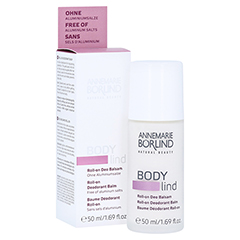 BÖRLIND BODY lind Roll-on Deo Balsam 50 Milliliter
