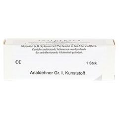 ANALDEHNER Kunststoff Gr.1 1 Stück - Unterseite