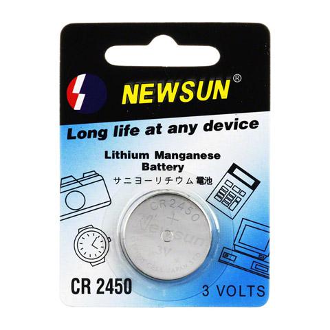 BATTERIEN Lithium Zelle 3V CR2450 1 St�ck