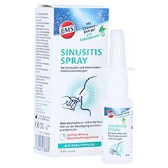 EMSER Sinusitis Spray mit Eukalyptus�l 15 Milliliter