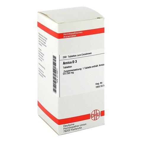 ARNICA D 3 Tabletten 200 Stück N2