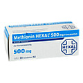 METHIONIN HEXAL 500 mg Filmtabletten 50 St�ck N2