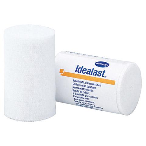 IDEALAST Binde 8 cmx5 m weiß 10 Stück