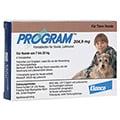PROGRAM 204,9 mg 7-20 kg Tabl.f.Hunde 6 St�ck