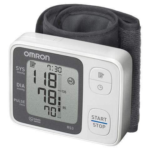 OMRON RS3 Handgelenk Blutdruckmessgerät 1 Stück