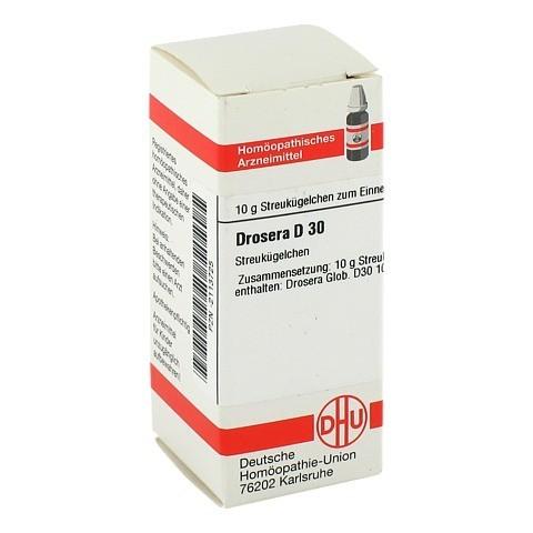 DROSERA D 30 Globuli 10 Gramm N1