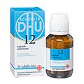 BIOCHEMIE DHU 12 Calcium sulfuricum D 3 Tabletten 80 Stück N1