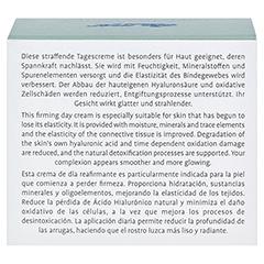 LA MER SUPREME Natural Lift Anti Age Cream Tag 50 Milliliter - R�ckseite