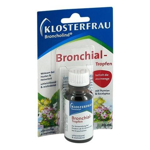 Broncholind Bronchial-Tropfen 20 Milliliter
