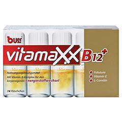BUER VITAMAXX Trinkfläschchen 14 Stück - Vorderseite