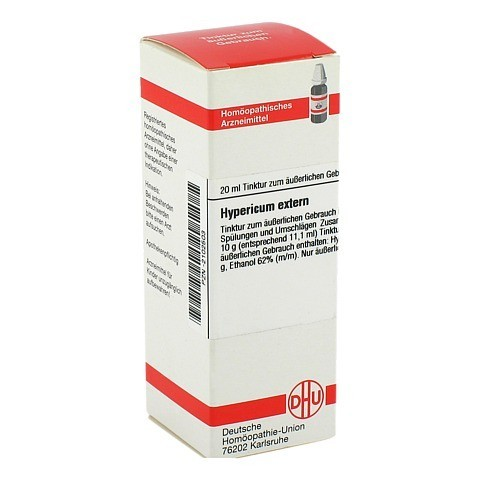 HYPERICUM EXTERN Extrakt 20 Milliliter N1
