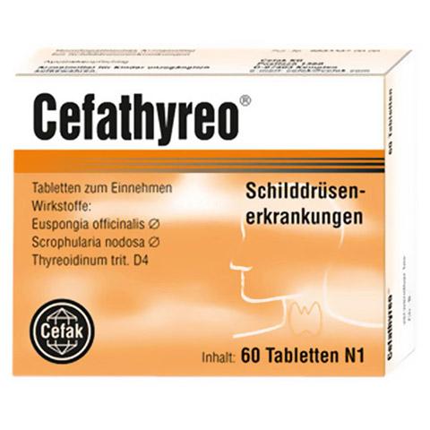 CEFATHYREO Tabletten 60 Stück N1