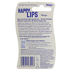 BLISTEX Happy Lips Mango 3.7 Gramm - Rückseite
