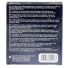 MYSIZE 69 Kondome 3 Stück - Rückseite