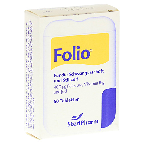 Folio+B12 Tabletten 60 St�ck