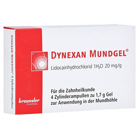 Dynexan Mundgel 4x1.7 Gramm