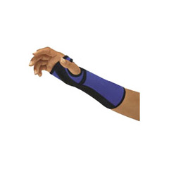 BORT Arm Handgel.St.m.Alusch.li.small blau/schw. 1 St�ck
