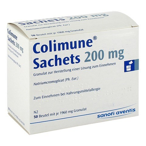 Colimune Sachets 200mg 50 St�ck N2