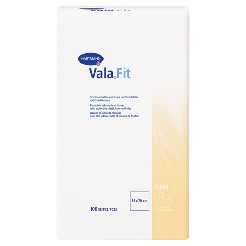 VALAFIT Band Schutzl�tzchen 38x70 cm 100 St�ck