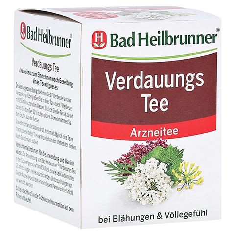 Bad Heilbrunner Verdauungstee 8 Stück