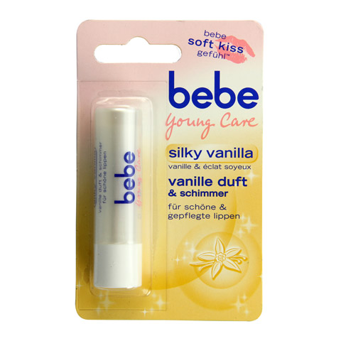 BEBE Young Care Lipstick Vanilla 4.9 Gramm