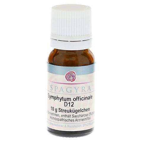 SYMPHYTUM OFFICINALE D 12 Globuli 10 Gramm N1