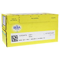 NESTLE BEBA Pro 1 flüssig 8x200 Milliliter