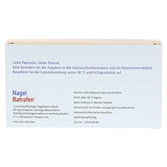 Nagel Batrafen Start Set 1.5 Gramm - Rückseite