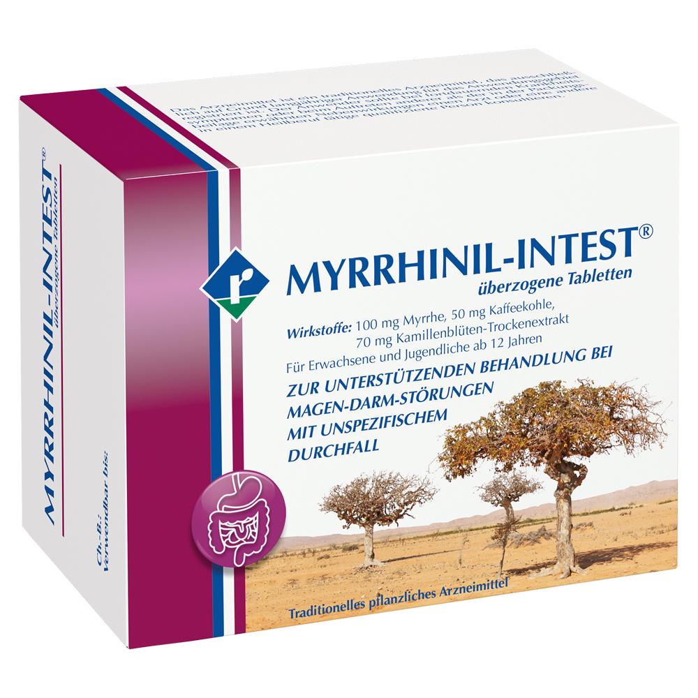 erfahrungen zu myrrhinil intest 200 st ck medpex. Black Bedroom Furniture Sets. Home Design Ideas