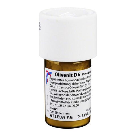 OLIVENIT D 6 Trituration 20 Gramm N1