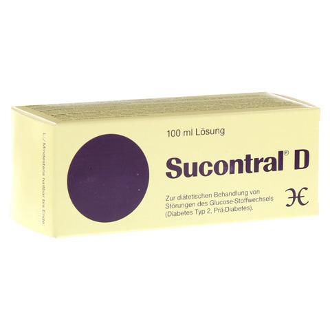 Sucontral D Diabetiker Lösung 100 Milliliter