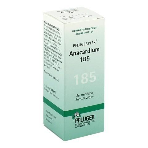 PFLÜGERPLEX Anacardium 185 Tropfen 50 Milliliter N1