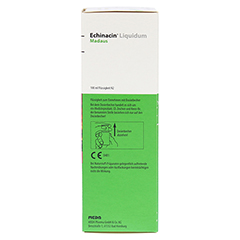 Echinacin Liquidum Madaus 100 Milliliter N2 - Linke Seite