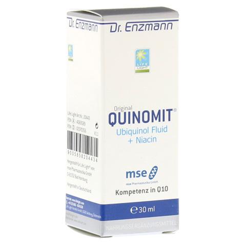 QUINOMIT Ubiquinol Fluid 30 Milliliter