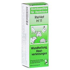 REVET H 11 Globuli f.Heimtiere 10 Gramm