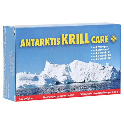 ANTARKTIS Krill Care Kapseln 60 Stück