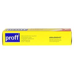 Proff Schmerzcreme 50mg/g 150 Gramm N3 - Linke Seite