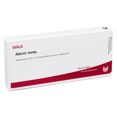 ADONIS COMP.Ampullen 10x1 Milliliter N1