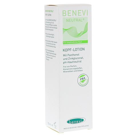 BENEVI Neutral Kopf-Lotion 50 Milliliter