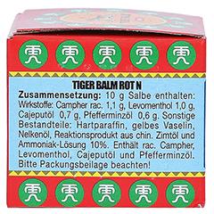 Tiger Balm rot N 19.4 Gramm - Linke Seite